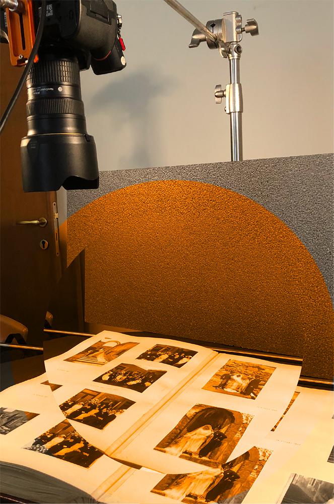 digitalizzazione e restauro